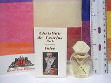 VINTAGE VOICE CHRISTIAN DE LENCLOS EAU DE PARFUM NEW IN BOX MINIATURE