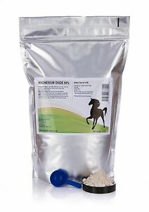 2kg-Magnesium-oxide-88-Mag-Ox-Calmer-Horse-Equine-supplement