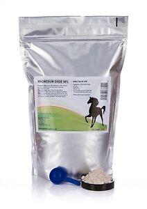 2kg-Magnesium-oxide-88-Mag-Ox-Calmer-Horse-Equine-supplement
