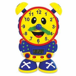 Educational Toys For 3 Year Olds Kids Age 4 Learning Clock Boys Girls Play Fun Ebay