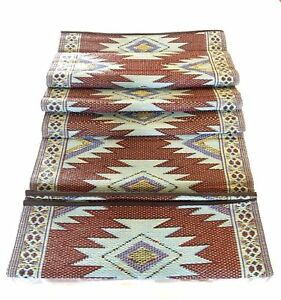 Details About 9 X12 Outdoor Rugs Patio Rv Camping Rug Mat Picnic Garden Reversible 20300