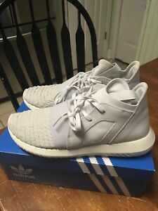 71ea2605acaa Image is loading Adidas-Tubular-Defiant-Women-s-Sneakers-US-7-