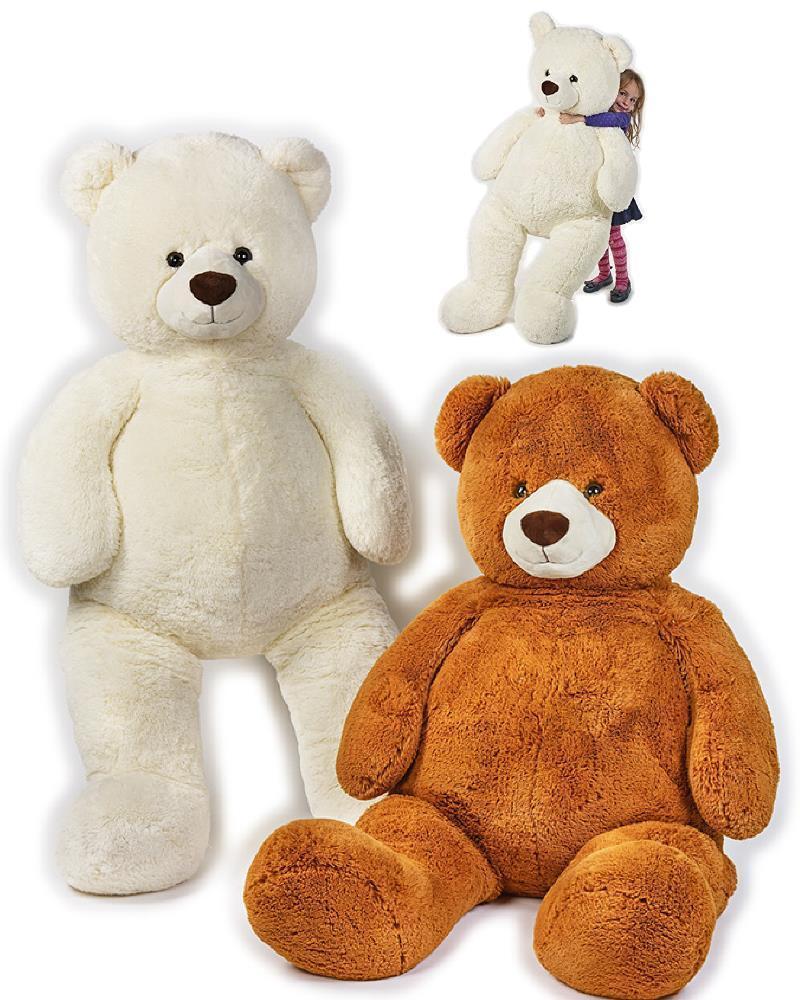1 Soft toy Giant Bear Eight 135 Cm XXXl Stuffed toys Venturelli PS 03053