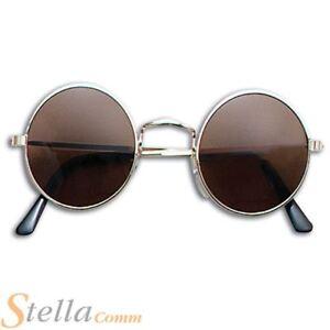 JOHN LENNON Lunettes de soleil style Ozzy Osbourne hippie années 70 ... 07439167b9f1