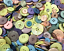 Mixed-Buttons-Colourful-Plastic-Assorted-Arts-Crafts-Card-Making-Sewing thumbnail 20