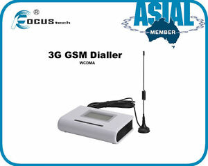 FocusTech-3G-GSM-Dialler-Fixed-Wireless-Terminal-WCDMA-for-ness-bosch-DAS-alarm