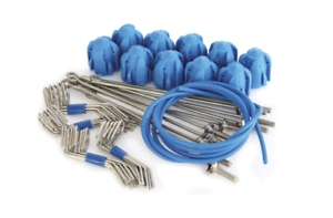 Gemini Tackle NEW Standard Assembly Kit Blue Long Tail Wires