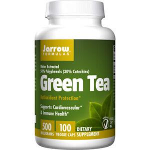 Te-Verde-5-1-Estratto-500mg-x-100-Capsule-Jarrow-Formulas