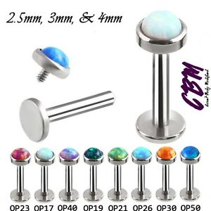 16G-5-16-034-Synthetic-Opal-Internally-Threaded-Labret-Lip-Monroe-Tragus-Ring-Stud