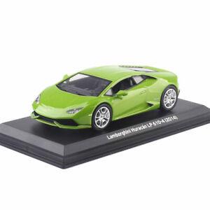Lamborghini Huracan LP 610-4 2014 Green Color 1//43 Diecast Model