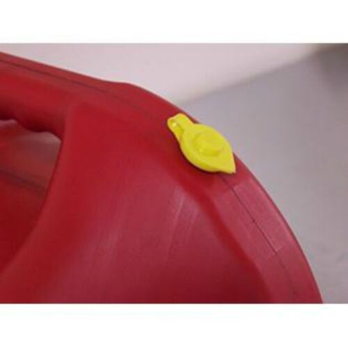 9 Yellow Vents Replacement Cap Air Plug Gas Can Fuel Midwest Biggs /& Stratton