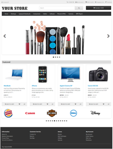 ECOMMERCE-STORE-Responsive-Shopping-Cart-Website-Free-Installation