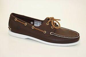 Timberland-Classic-2-Eye-Boat-Shoes-Segelschuhe-Deckschuhe-Herren-Schuhe-29574