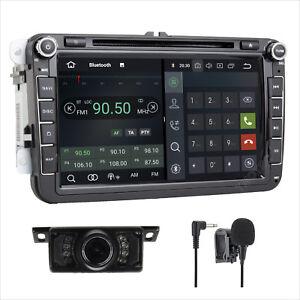 8-034-Android-8-1-DAB-DVD-GPS-Sat-Nav-CD-Player-Radio-For-VW-Golf-V-SEAT-PASSAT