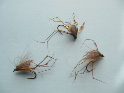 12 14 available 3 x CDC LOOPWING DADDY LONG LEGS  sizes 10