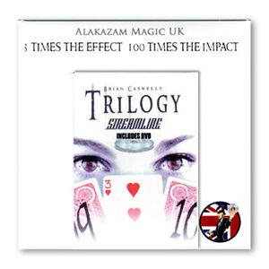 Trilogy Version 2.0 (avec DVD) Par Brian Caswells et Alakazam Magic