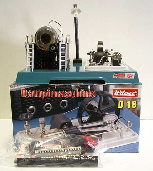 Made In Germany Wilesco D22 New Toy Steam Engine New Cheap Price Au-special