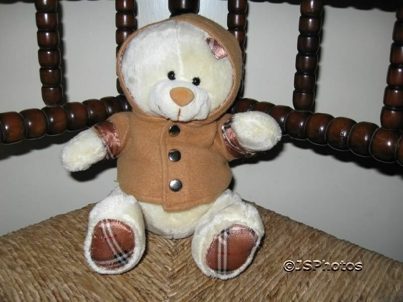Vintage Netherlands Gamble Pleasure Creamy Weiß  Bear