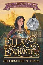 Ella Enchanted by Gail Carson Levine (2011, Paperback)