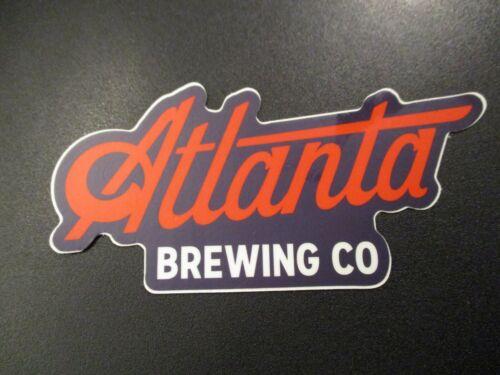 ATLANTA BREWING CO georgia Hoplanta STICKER decal craft beer brewery