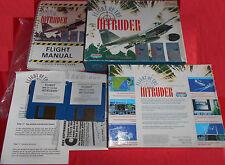 Amiga Flight of the Intruder [NON TESTE] Commodore 500 1200 2000 *JRF*