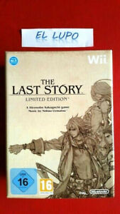 THE LAST STORY COLLECTOR LIMITEE INTENDO WII NEUF SCELLES VERSION FRANCAISE
