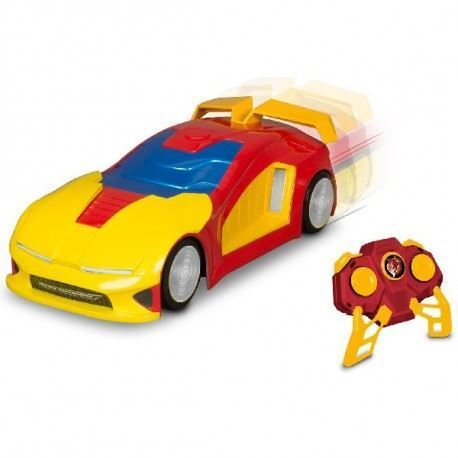 Marvel Hero Racers Ironman Remote Control Car for 4+ years