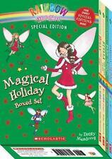 NEW SEALED Rainbow Magic Special Ed: Magical Holiday Boxed Set Daisy Meadows 8+
