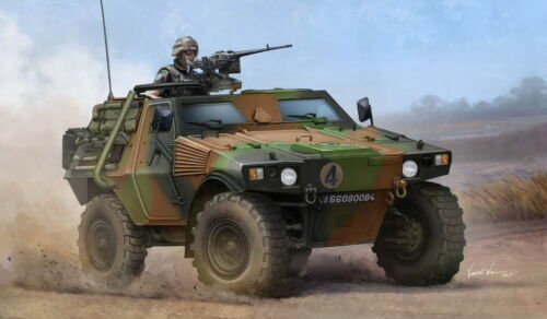 Hobbyboss 83876-1:35 French VBL Armour Car Neu