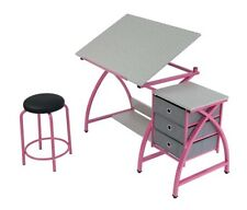 Drafting Table Craft Station Kids Youth Drawing Desk Art Work Station  Artist NEW