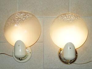 Ancienne applique luciano vistosi sconce wall light design