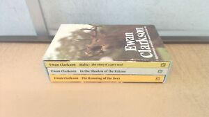 Ewan Clarkson, Superb Novels Of Conflict And Survival In The Wild