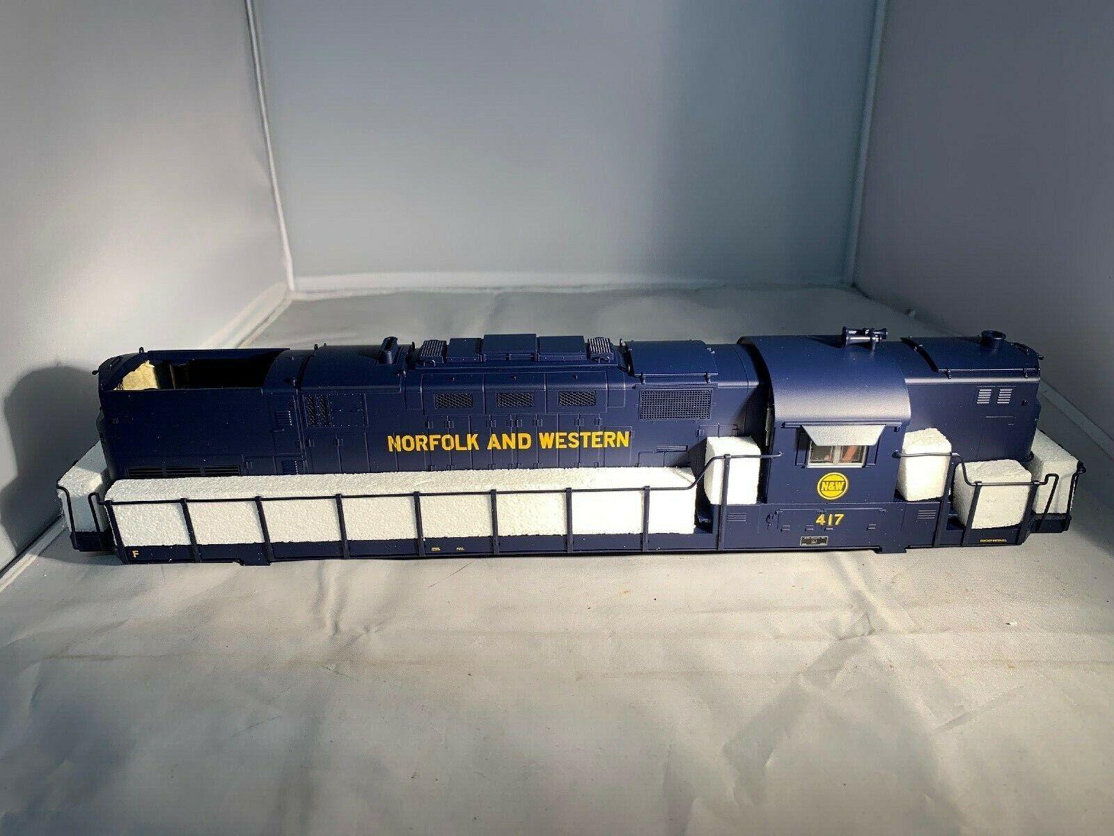 6208244002 SHELL   NORFOLK & WESTERN C-420  417 (bud50)