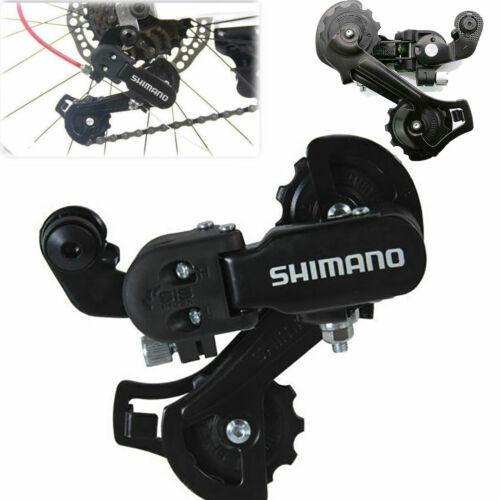 Shimano RD-TZ31 Rear Derailleurs Direct Mount pully 6//7 speed For Mountain Bike