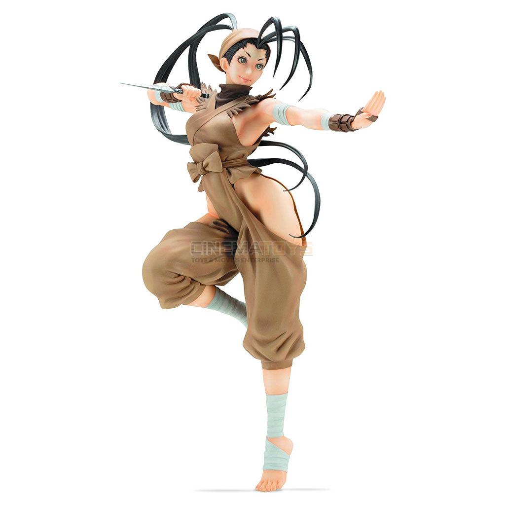 STREET FIGHTER Ibuki Bishoujo 1 7 Sexy Figure Kotobukiya Statue Shunya Yamashita