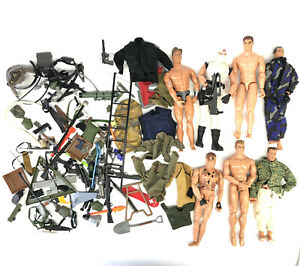 1990s-12-Action-Man-Figure-Doll-Weapons-Accessories-GI-Joe-M-amp-C-Formative-Lot-24