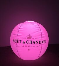 Moët Chandon Ice Imperial LED Riesen Wasser Ball Floating Ball Champagner Deko