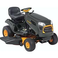 Poulan Pro Pp175h46 17.5hp 500cc Briggs 46 Lawn Tractor 960420196 on sale