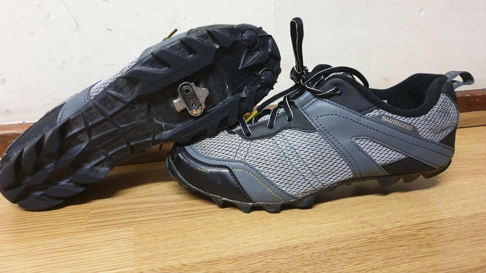 Zapatos de bicicleta shimano talla inglesa 10 UE 44