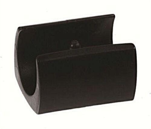 Kunststoff 4 Fussstopfen//Gleiter//Klemmschalengleiter für Stahlrohrstühle