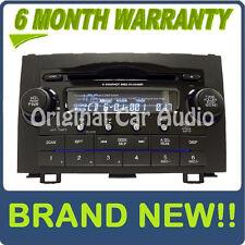 NEW 07 08 09 2010 HONDA CRV CR-V Radio Stereo MP3 6 Disc Changer CD Player 1XN0