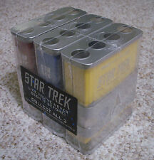 NEW Star Trek The Complete Original Series (Remastered DVD Set)Seasons 1-3 2 +HD