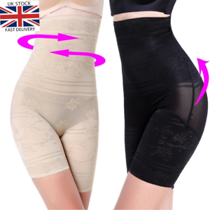 7bf43d1e5ea Womens High Waist Plus Size Girdle Best Shapewear Tummy Control ...