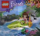 Lego Friends Jungle Bateau 30115 Sac en plastique tout neuf emballé