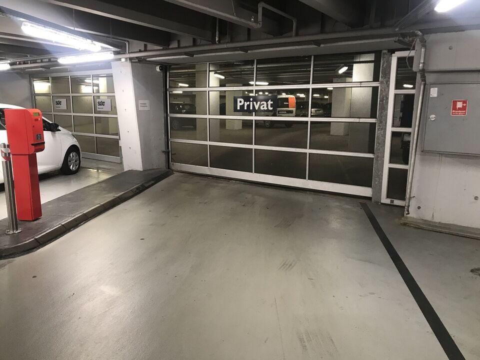 Parkeringsplads udlejes