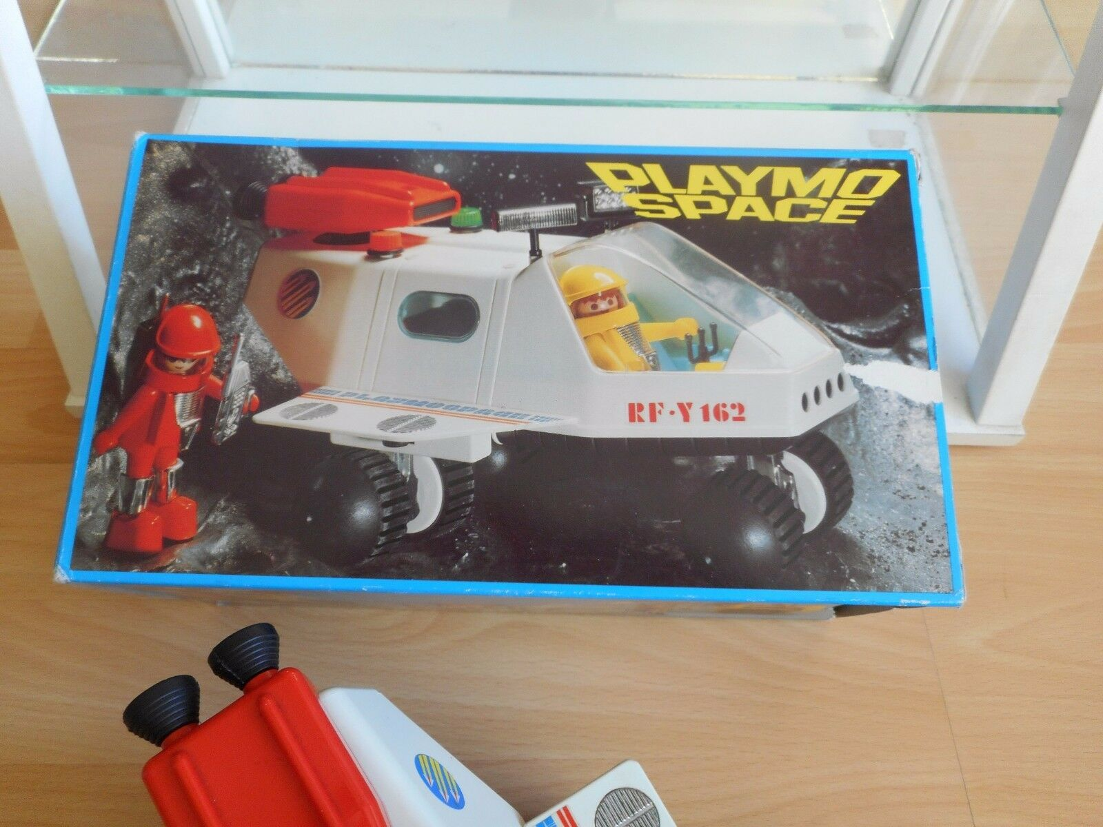 Playmobil Playmo SPace Space Vehicle in Box (playmobil nr  3534)