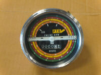 424 444 2424 2444 International Ih Tachometer Gas Model Tractors