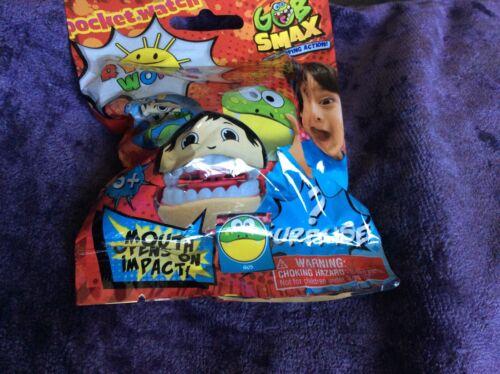 Ryans world gobsmax Gus brand new resealed bag