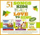 51 Songs Kids Really Love to Sing 2014 [Box] * by Kids Choir (CD, Jun-2014, 3 Discs, Star Song Music)