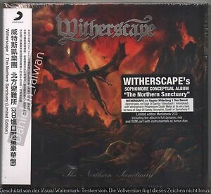 TAIWAN OBI 2-CD Witherscape: The Northern Sanctuary 2016 LIMITED EDITION SEALED